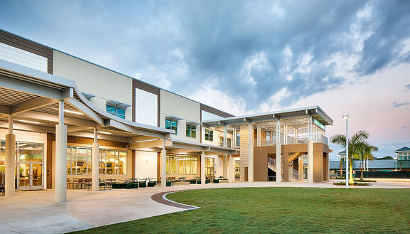 Shorecrest campus in St Petersburg, Florida