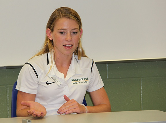 student ambassador at private school in Florida